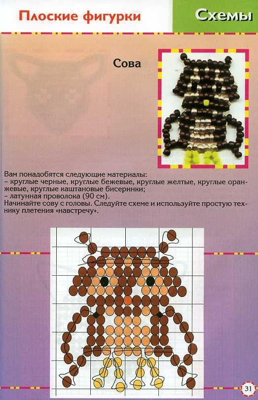 Картинки для схем из бисера